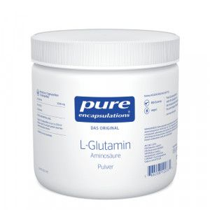 PURE ENCAPSULATIONS L-Glutamin Pulver